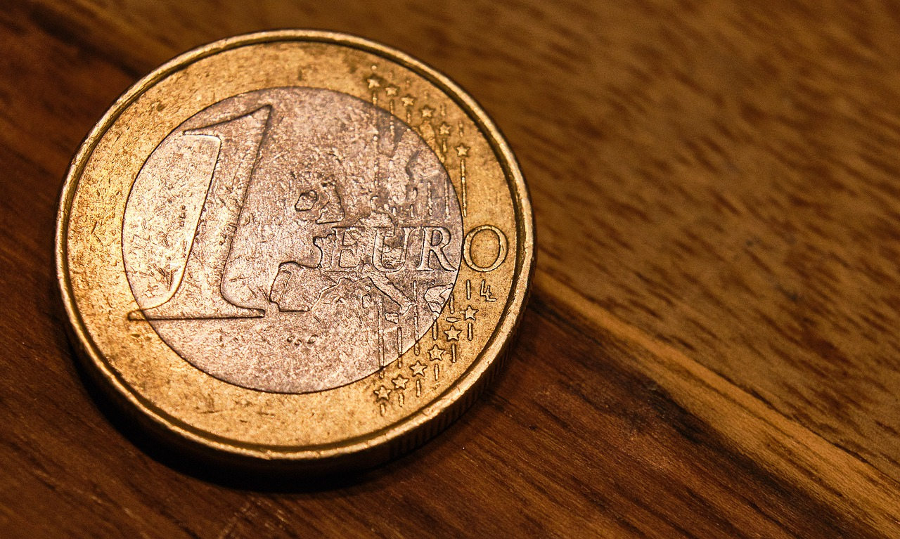 Money Euro Coin Wealth Poverty